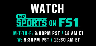 Watch TMZ Sports on FS1 ...